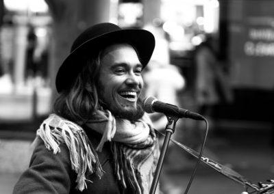 Melbourne Wedding Singer Jesse