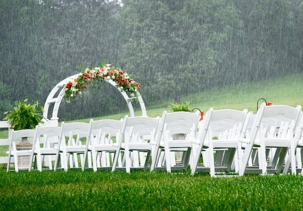 10 Things to be Aware of at an Outdoor Ceremony